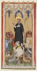 Saint Anthony Abbot Blessing the Animals, the Poor, and the Sick